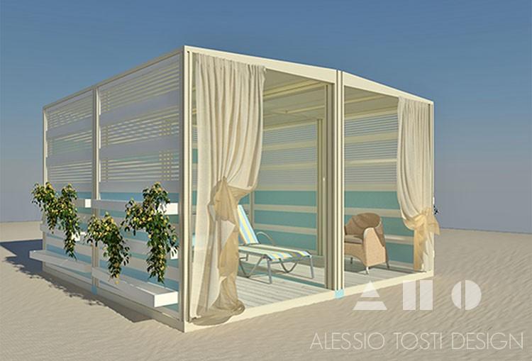 """""""Feel the Nature""""<br><p style='font-size:18px'>Concorso realizzazione stabilimento balneare Rimini</p>"""