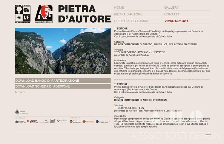 """""""Plus""""<br><p style='font-size:18px'>Concorso Pietra d'Autore<br>Premio Aldo Gamba</p>"""